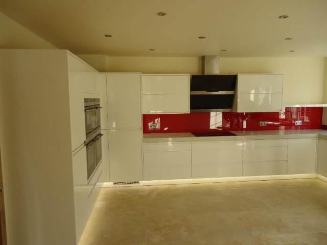 sunnigdale residential development - kitchen